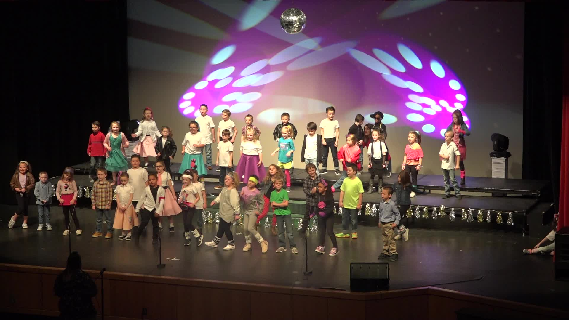 Kennedy 1st & 2nd Spring Concert