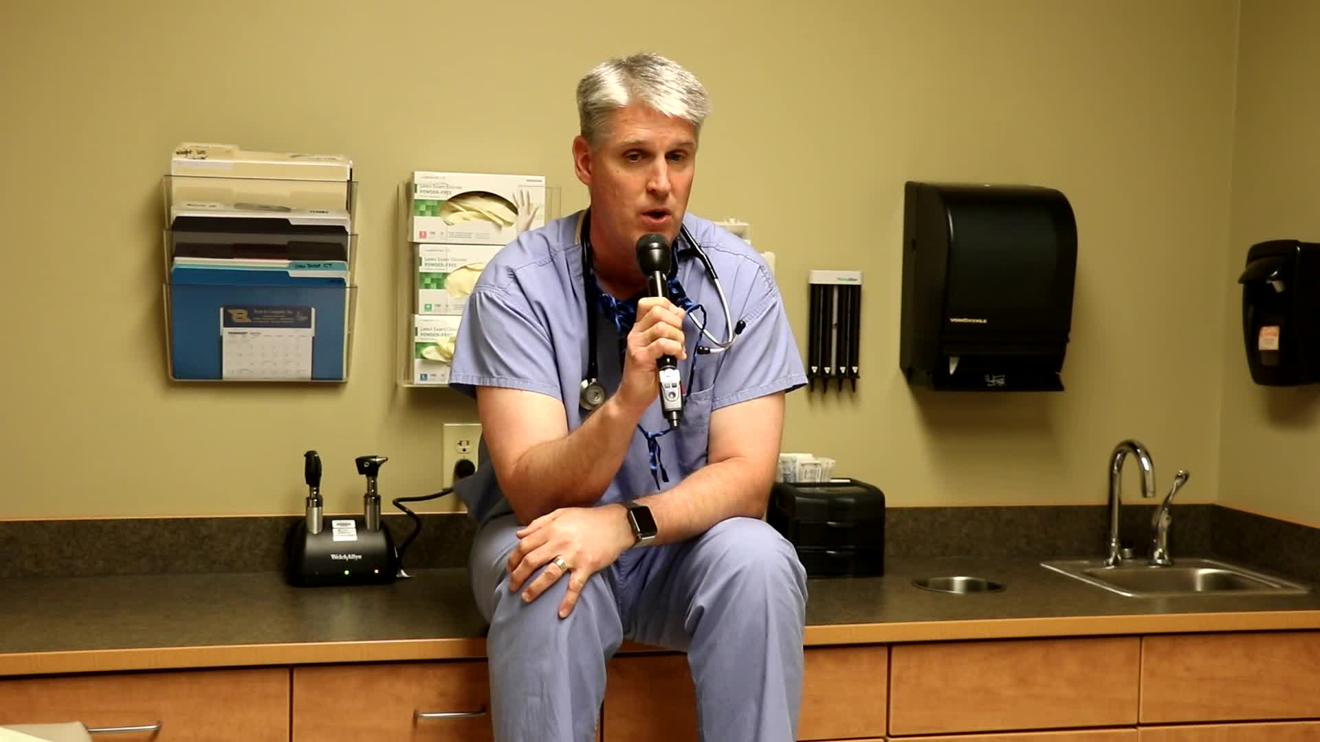 Show & Shel - Dr. Scheufler COVID update
