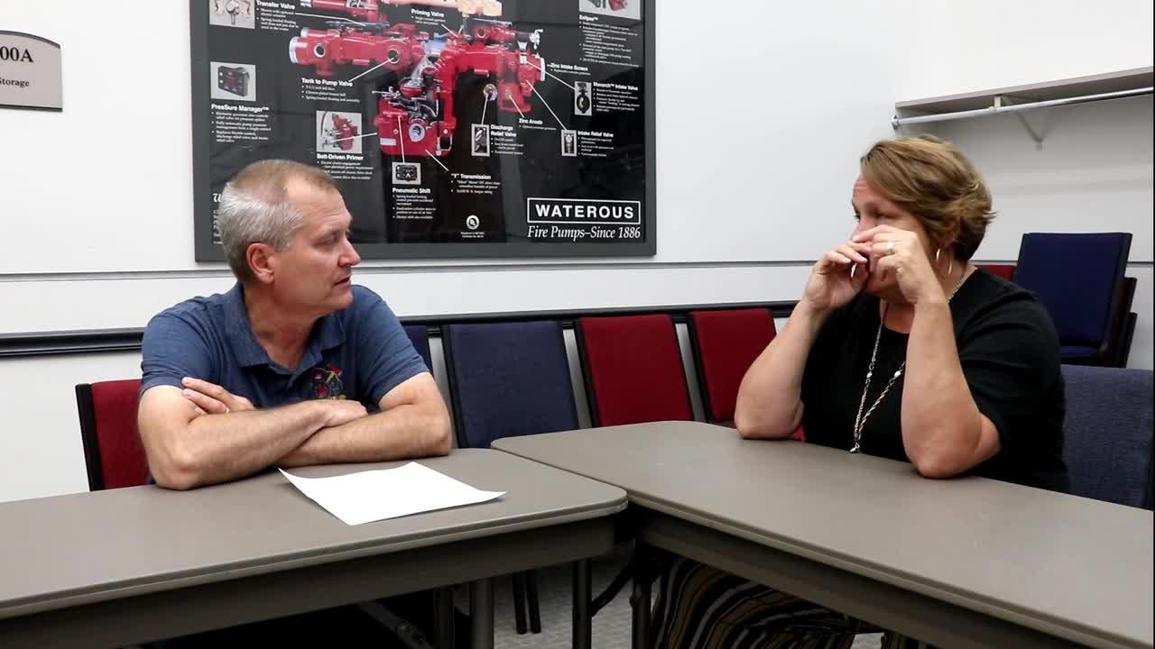 Show & Shel - Chief Tim Hay Talks Fireworks